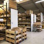 Lager og logistik - Damgaard Metal