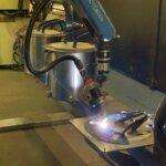 Robotsvejsning - Damgaard Metal